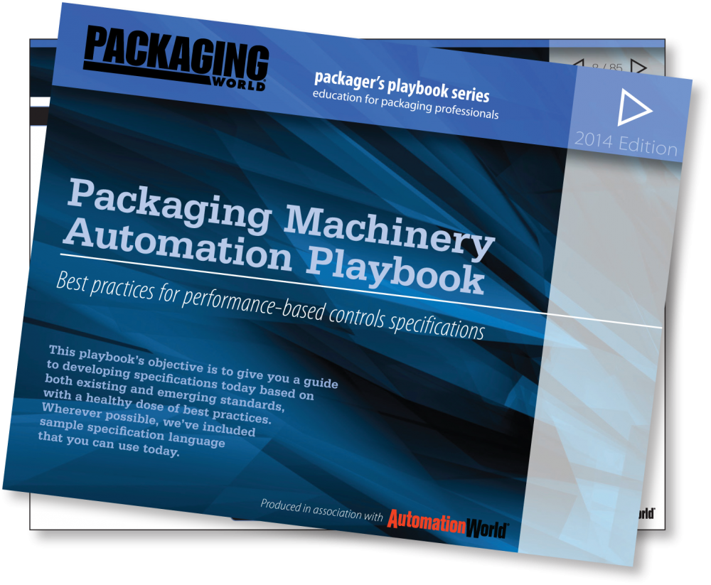 Packaging Machinery Automation Playbook