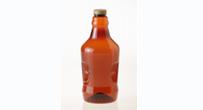 Plastic beer growler