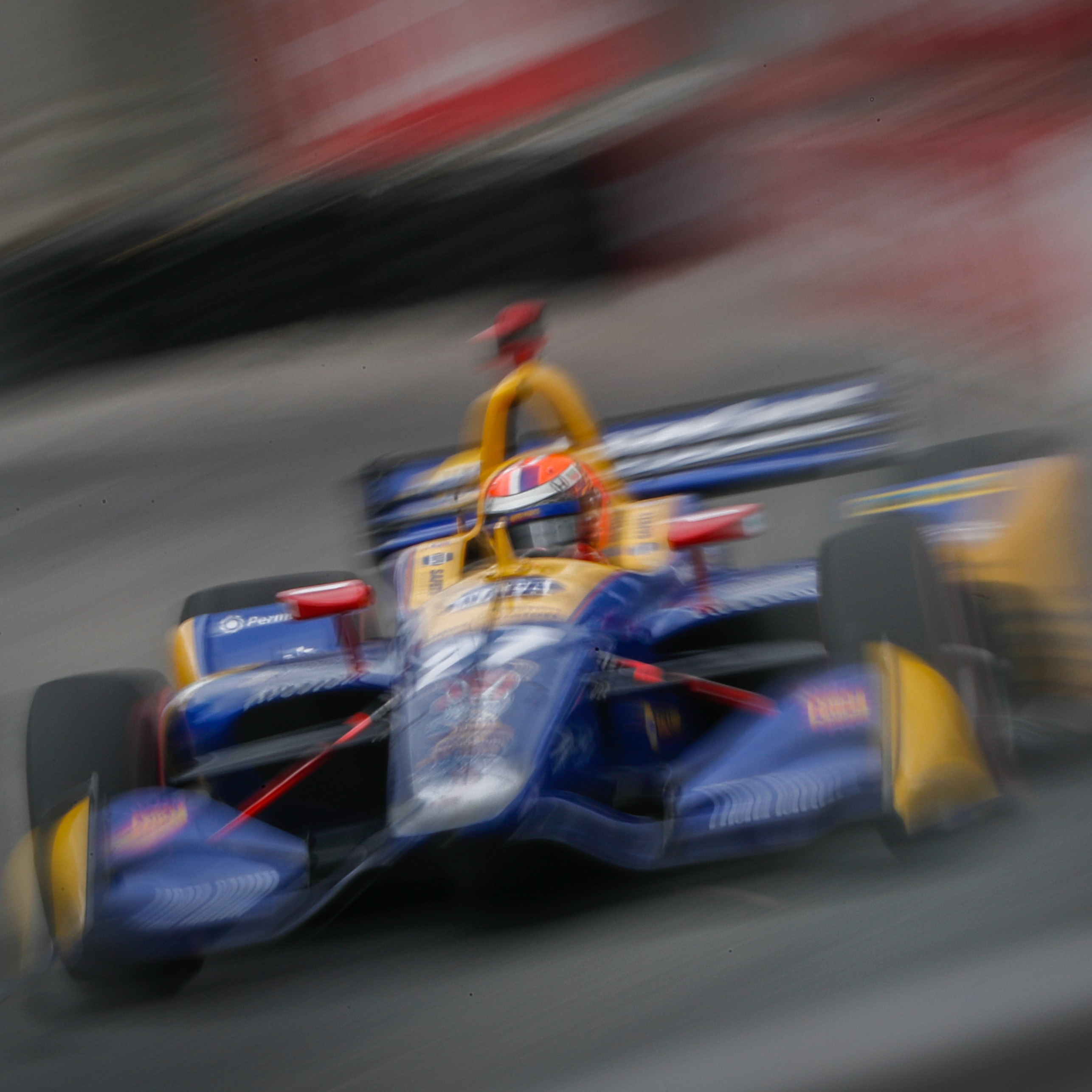 On the Hunt for a Championship: A Chat with Alexander Rossi