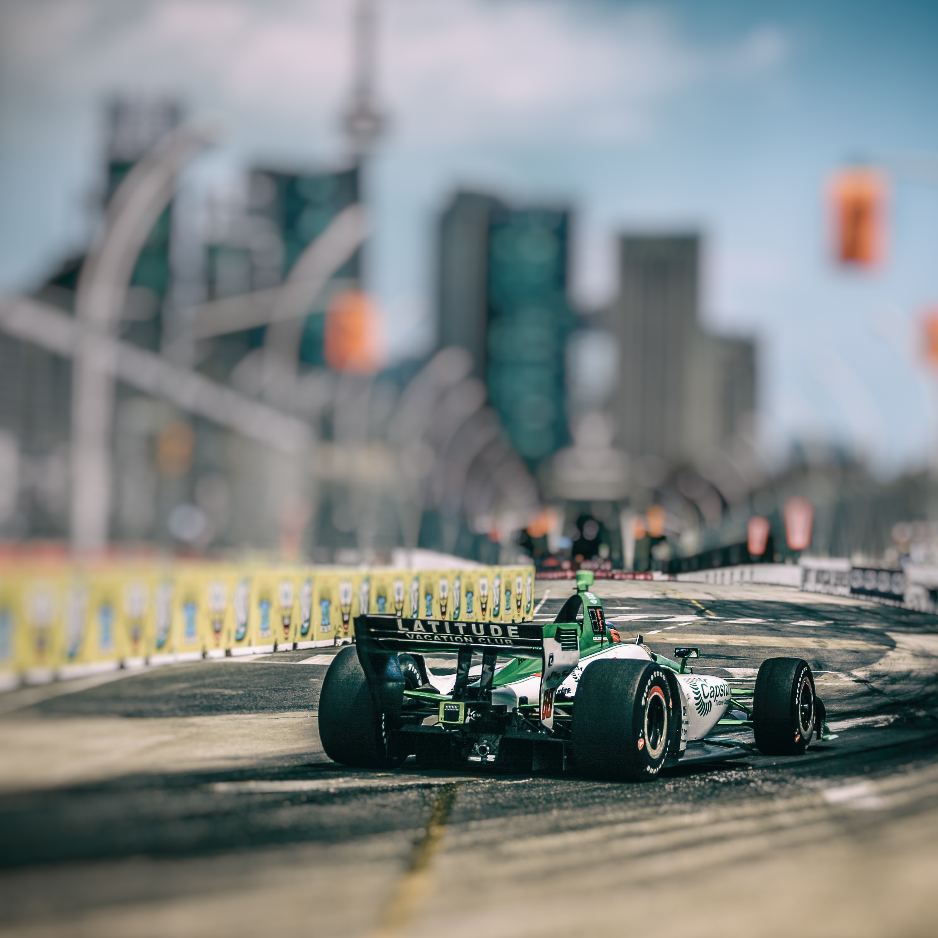 The Pit Lane Parley Experience with Harding Steinbrenner Racing Toronto Edition