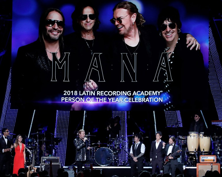 Latin Grammy 2018, lista completa de los ganadores Media $index