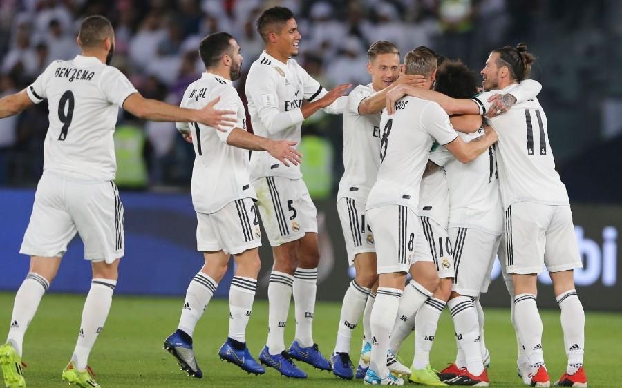 """El Real Madrid sigue siendo el """"Rey"""" del Mundo"""
