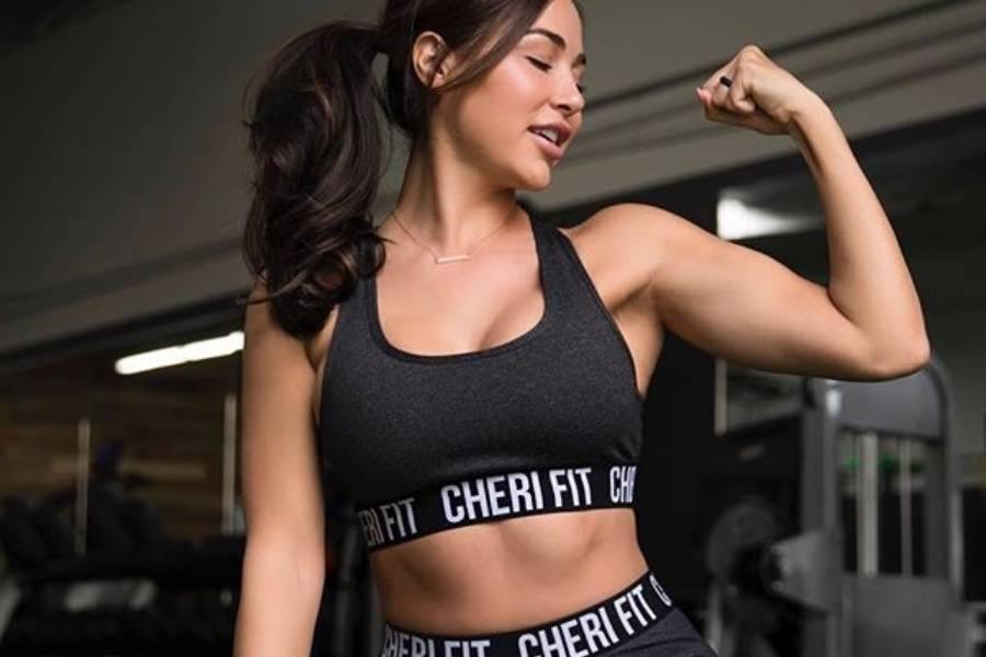 Cheri fitness ana Gym Crush: