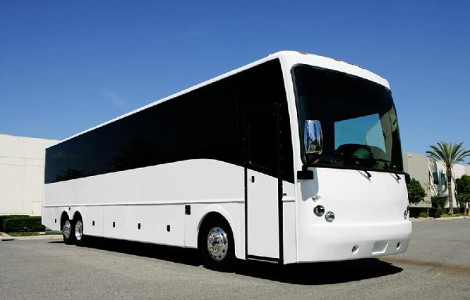 Charter Bus Rentals Anchor