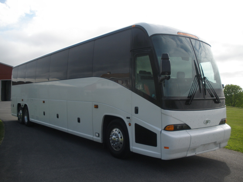 Charter Bus Service Dalton City Illinois
