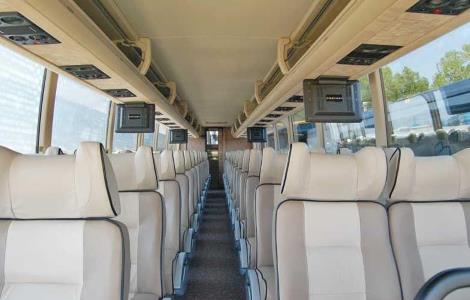 Charter Buses Deschutes River Woods OR