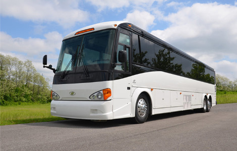 Charter Bus Knoxville