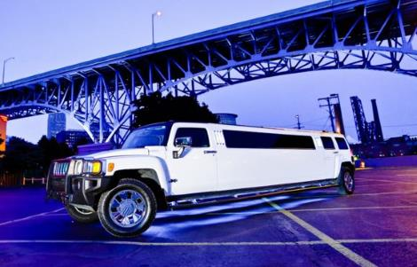 Limo White River