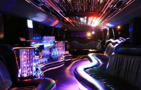 Limo Rentals Seven Points
