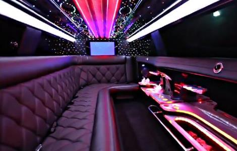 Limousine Orange CA