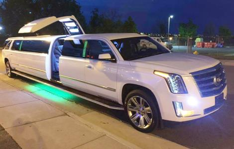 limos Sherwood Shores TX