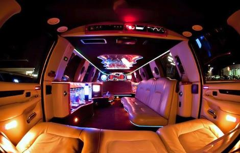 limousine Rentals East Richmond Heights California