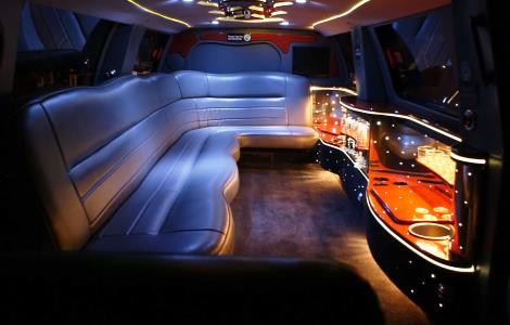 limo Service Ducor California