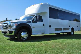 North Carolina Party Buses