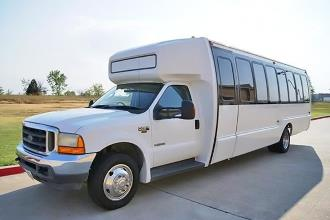 Texas Shuttle Bus