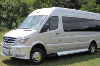 Limo Service Sprinter Bus
