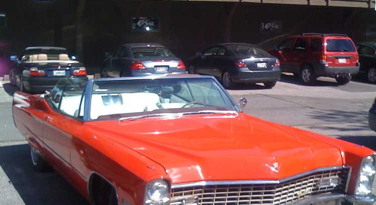 Found a Cadillac in Annapolis, MD