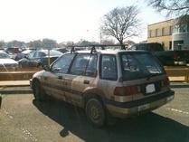 bluefool-Honda Civic RT4WD Wagon