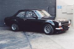 Blunny-Ford Escort