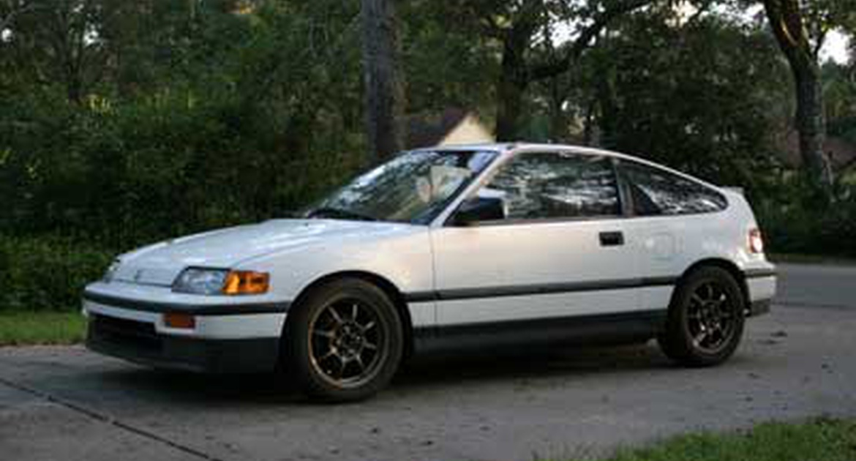 1988 Honda CRX HF