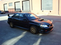 kuo-Subaru Impreza STi