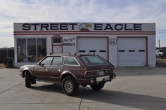 Cooter (Parenthetical)-AMC Eagle Wagon
