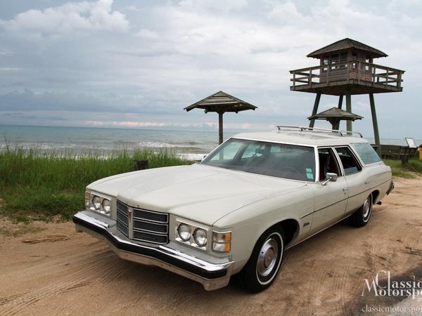 1975 Pontiac Catalina Safari