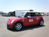 bullfighter-Mini Cooper S