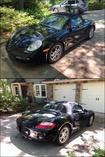 nderwater-Porsche Porsche Boxster