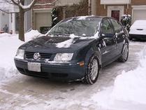 nderwater-Volkswagen Jetta TDi