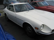 ww-Datsun '72 Veggie Powered Turbo Diesel 240Z