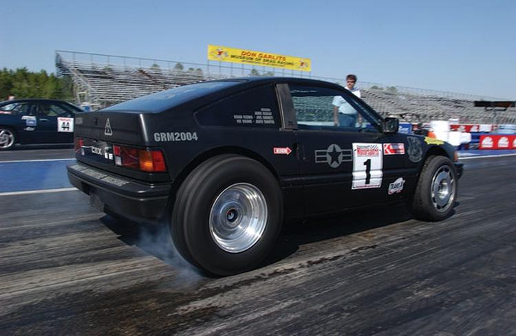 Crabill Racing: 1986 Honda CRX
