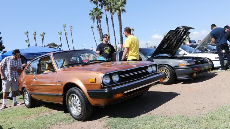 1980 Honda Accord LX.