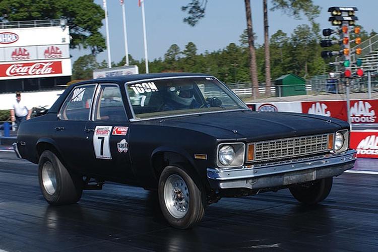 Andrew Nelson: 1977 Chevrolet Nova
