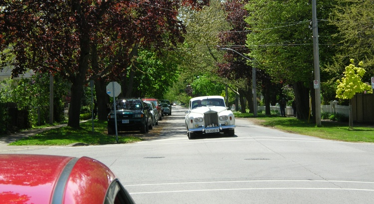 Found a Rolls-Royce in Niagara on the Lake, On