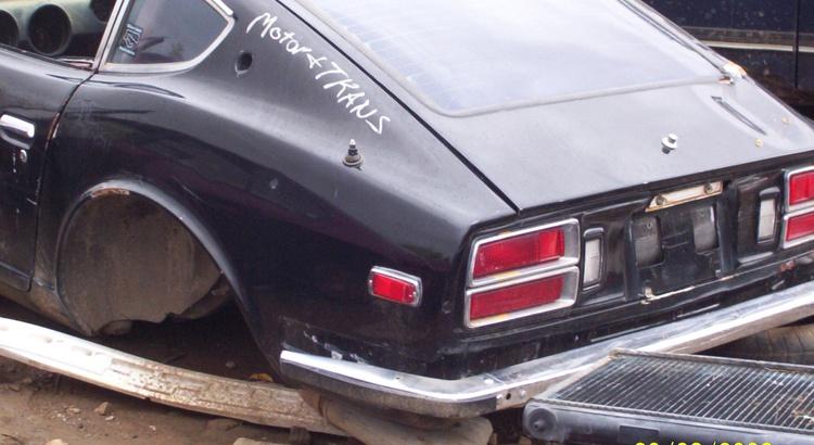 Found a Datsun in Appleton, WI