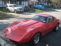 vegavairbob-Chevrolet Corvette Stingray Coupe