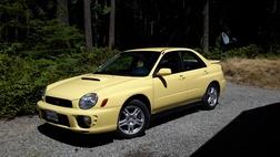 Tahoe-Subaru WRX Sedan