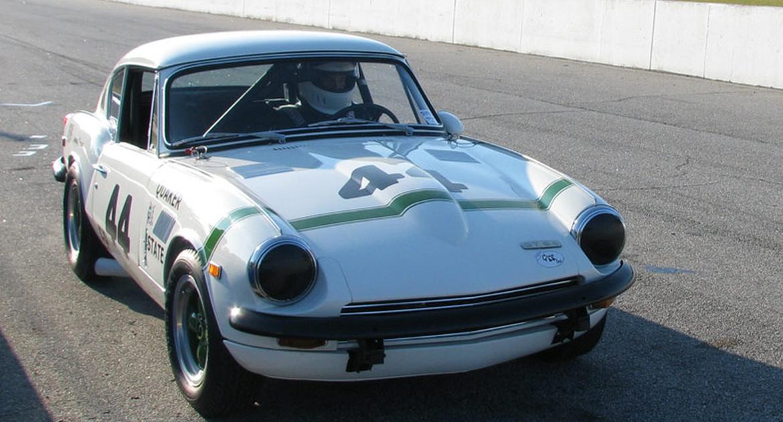 1969 Triumph Group 44 GT6