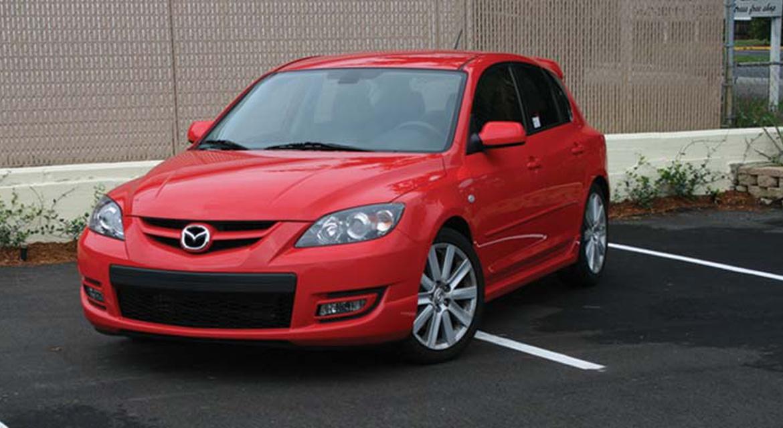 Mazda Speed 3 >> 2008 Mazda Mazdaspeed3 Project Cars Grassroots Motorsports