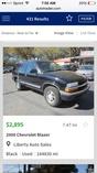 XjTrent-Chevrolet Blazer
