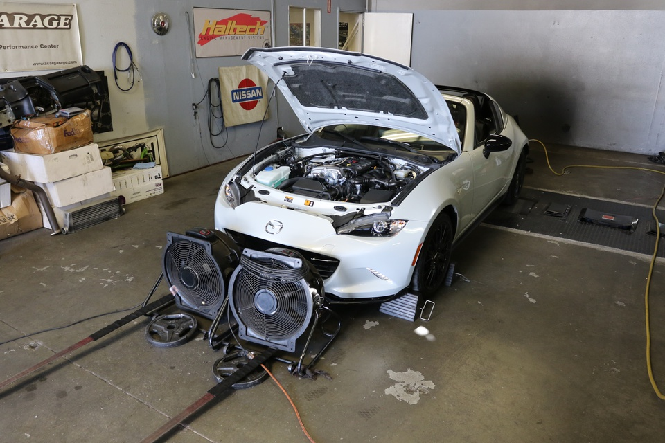 GRM Exclusive: 2019 Mazda MX-5 Miata ND2 Dyno Test| Grassroots