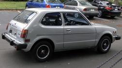Cindy-Honda Civic CVCC 1.5, 5 sp manual