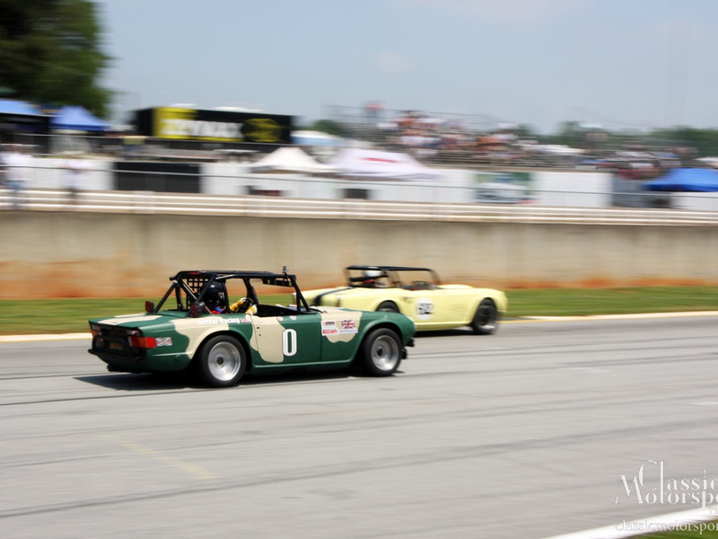 Cheating in Vintage Racing?   Articles  