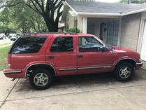 mcbacon-Chevrolet Blazer