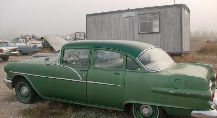 Found a Pontiac in Medford, OR