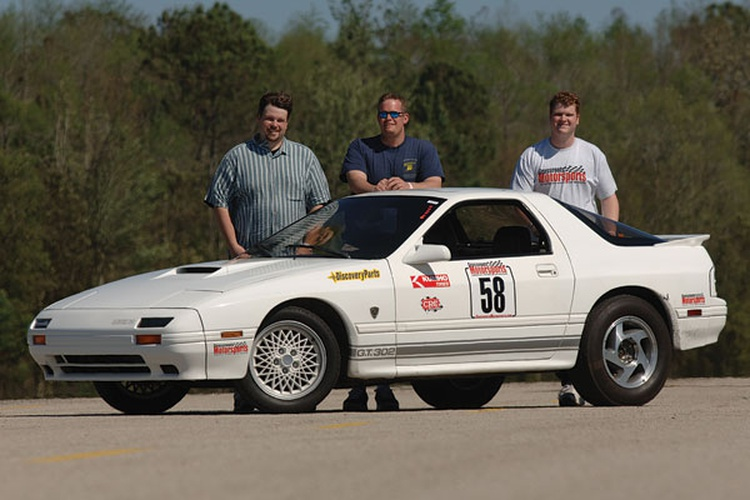 Jeremey Butts & Mark Kleckner: 1988 Mazda RX-7