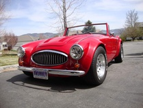 rjustin-Austin-Healey 3000 Replica