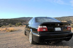 Keith Tanner-BMW M5