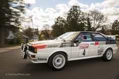 Rally43-Audi Group B Rally Car ( 84 URQ )